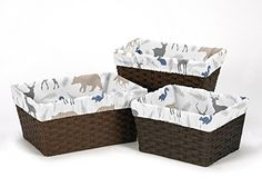 Sweet Jojo Designs One Size Fits Most Basket Liners for Blue Grey and White Woodland Animals Bedding Sets - Set of 3 Sweet Jojo Designs http://www.amazon.com/dp/B019NMWSQE/ref=cm_sw_r_pi_dp_X-D2wb1QXTZV5