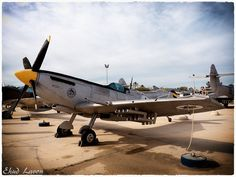 Spitfire #flickr #plane #WW2