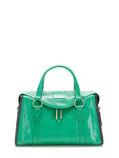 Small Fulton Satchel by Marc Jacobs Collection at Gilt