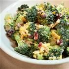 Broccoli Salad- So good, and an awesome side to have at BBQ's
