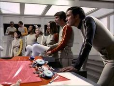 Space 1999 S01E01 - Breakaway.avi I used to watch this show when I was a kid. How did they get the premise?