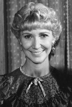 Charlotte Stewart - Miss Beadle, in Little House on the Prairie