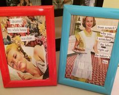 Retro Housewife Bridal Shower