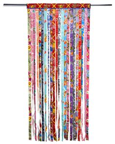 Fly curtain from Kitsch Kitchen
