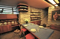 The majesty of Frank Lloyd Wright\'s Fallingwater (photos) - Page 5 - CNET