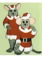 Mascot costume #1803 CDD-Z Merry Mouse