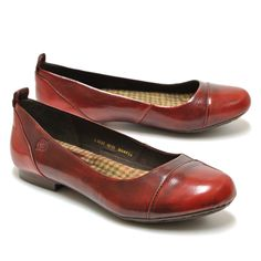 Born Annibell flats. Also in black and taupe. $105 @ Imelda's
