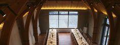 Wanaka Wedding Venue - The Rippon Hall - The Rippon Hall Lake Wanaka, Eclectic Wedding, Earth Homes, Wedding Venues, Wedding Decorations, Stairs, Houses, Rustic, Gallery