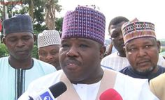 Modu Sheriff condemns PDP ex-ministers' loyalty to Ahmed Makarfi