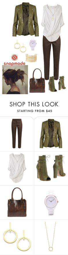 """""""Untitled #177"""" by annalynn698 ❤ liked on Polyvore featuring Etro, Helmut Lang, Elie Saab, Frye, Vita Fede, Jennifer Zeuner and Charlotte Russe"""