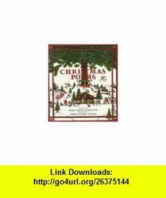 Christmas Poems (9780823405084) Myra Cohn Livingston, Trina Schart Hyman , ISBN-10: 0823405087  , ISBN-13: 978-0823405084 ,  , tutorials , pdf , ebook , torrent , downloads , rapidshare , filesonic , hotfile , megaupload , fileserve