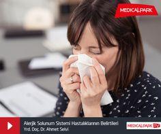 Medical Park Bahçelievler Hastanesi Göğüs Hastalıkları Bölümü'nden Yrd. Doç.  Dr. Ahmet Selvi, alerjik solunum sistemi hastalıkları hakkında bilgilendiriyor. http://www.medicalparktv.com/alerjik-solunum-sistemi-hastaklarinin-belirtileri/ #alerji