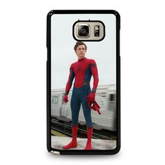 TOM HOLLAND SPIDERMAN Samsung Galaxy Note 5 Case Cover  Vendor: Favocase Type: Samsung Galaxy Note 5 case Price: 14.90  This premium TOM HOLLAND SPIDERMANSamsung Galaxy Note 5 case will create premium style to yourSamsung Note 5 phone. Materials are from durable hard plastic or silicone rubber cases available in black and white color. Our case makers customize and design each case in high resolution printing with best quality sublimation ink that protect the back sides and corners of phone… Samsung Galaxy S5, Galaxy S8, Galaxy Note 4 Case, S8 Plus, Black And White Colour, Tom Holland, Silicone Rubber, Spiderman, Printing
