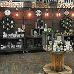 Good morning Dallas.  We are ready for Market. Floor 12 booth 2504 #southernfirefly #southernfireflycandle #theflygoestomarket