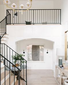 Remodel Modern Traditional Home Entryway Transformation House Design, New Homes, Remodel, Foyer Decorating, Stairs, Home, Traditional House, Entryway Transformation, Hallmark Floors