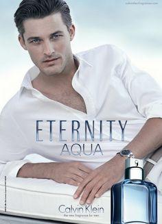Eternity Aqua for Men #perfume #CalvinKlein