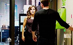 """There's a budding romance. 