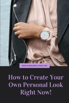 Learn how to create your own personal look right here. Are you preppy or do you lean more towards glam? Maybe you're trendy or you prefer a more casual style. Whatever your look may be this post can help you put together your own unique look.  #style #styleinspiration #fashioninspiration  #fashionbloggers #fashionista