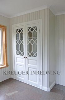 Kreuger Pärlspont sekelskifte Cosy Interior, Cottage Renovation, Swedish House, Small Space Living, Home And Deco, Spare Room, Dream Bedroom, Home Decor Inspiration, Custom Homes