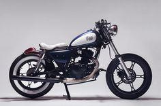 SANTA 125 - Moto Santa