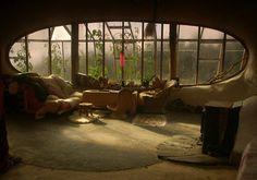 Looks like a Hobbits living room! I like it lol
