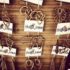 #throwback to some great bamboo drop earrings. Keep an eye out for some new designs in the next few weeks. Yay!! #earrings #jewelry #drops #bamboo #wood #africa #floral #geo #display #jewellery #handmade #earcandy #wearethemakers #lasercut #silver #cutout #shapes #tags #retail #packaging #instagood #southafrican #kaap #lasercut #hallojane