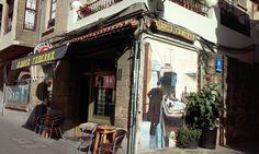 AJURIA TABERNA - C/ Muxike Aurrekoa 2   48990 ALGORTA/GETXO  Tel 944661283 #bar #taberna #pitxos #getxo #getxotienepremio