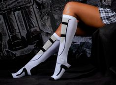 Portal 2 knee high socks