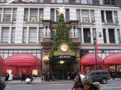Macy's - Love this store in NY