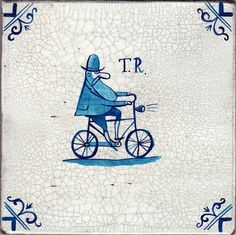 Paul Bommer's Delft Tiles