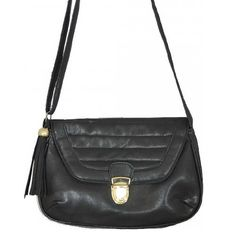 Minerva Collection Tassel Shoulder / Cross Body Fashion Bag Black, http://www.amazon.co.uk/dp/B001JK2UFS/ref=cm_sw_r_pi_awdl_4Wihub0K90RG6