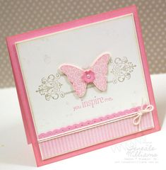 Teneale Williams, Stampin' Up Creative Elements Breast Cancer Cards, Mini, Scrapbook Cards, Scrapbooking, Cool Cards, Quick Cards, Butterfly Cards, Sympathy Cards, Greeting Cards