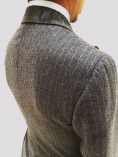 RING JACKET: 2015FW MEISTER Model – 263H/168H DB6B   COMPOSITION: 100% wool – fabric by CARLO BARBERA
