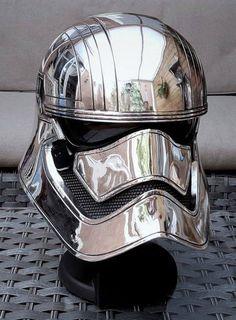 ANOVOS TFA Captain Phasma Helmet