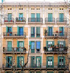 Barcelona - Aribau 021 b | Modernisme