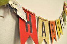 harvest banner Silhouette City, Silhouette America, Silhouette Cameo Projects, Silhouette Machine, Silhouette Design, Cricut Tutorials, Cricut Ideas, Fall Halloween, Halloween Ideas