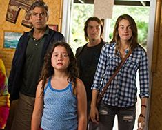 George Clooney, Amara Miller, Nick Krause, Shailene Woodley The Descendants 2011, Shailene Woodley, George Clooney, Couple Photos, Couples, Fashion, Fashion Styles, Couple Shots, Moda
