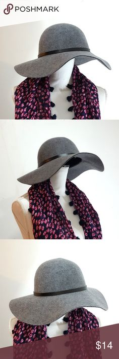 """Forever 21 Wool hat 100% wool hat. Like new, worn maybe once. Great shape, Great condition!  Brim: 3.5"""" Forever 21 Accessories Hats"""