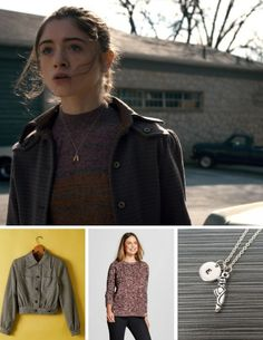 """Back to School Style: How to dress like Nancy Wheeler from """"Stranger Things"""" :: The Daily Tar Heel"""
