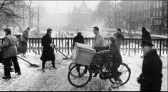Amsterdam, 1957.