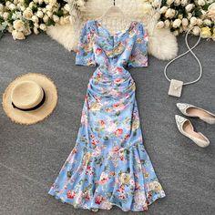 Cute Formal Dresses, Lovely Dresses, Stylish Dresses, Simple Dresses, Sexy Dresses, Stylish Outfits, Teen Fashion Outfits, Modest Fashion, Fashion Dresses