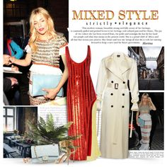 A fashion look from October 2017 by thewondersoffashion featuring David Koma, Magda Butrym, Christopher Kane, Gianvito Rossi, Chanel, Neha Dani, Villeroy & Boch...