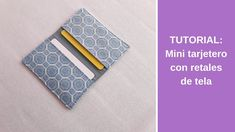 Sewing Projects, Projects To Try, Make Up Your Mind, Fabric Shop, Patches, Web Design, Scrap, Card Holder, Colours