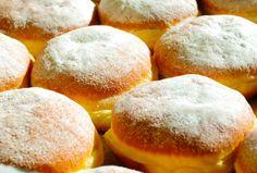 Gluten-free Krapfen (Faschingskrapfen)