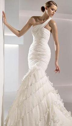El Mejor Vestido De Novia Para Tu Cuerpo.  Vestidos hermosos hay muchísimos pero el vestido perfecto para tu boda es ése que va con la forma de tu cuerpo.