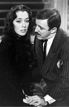 and finally Carolyn Jones with John Astin as Morticia and. The Addams Family Cast, Adams Family, Gomez And Morticia, Morticia Addams, Classic Horror Movies, Classic Films, Classic Tv, Ted Cassidy, Frankie Jonas