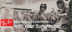 Making a Statement with your Sunglasses