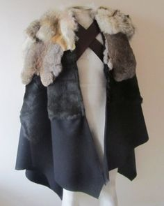 fur mantles