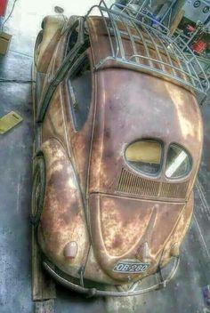 Rusty Split!