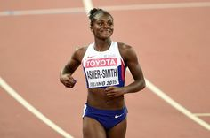 """World Championships: Dina Asher-Smith could be golden girl of athletics after """"fantastic"""" 200m semi - Mirror Online"""